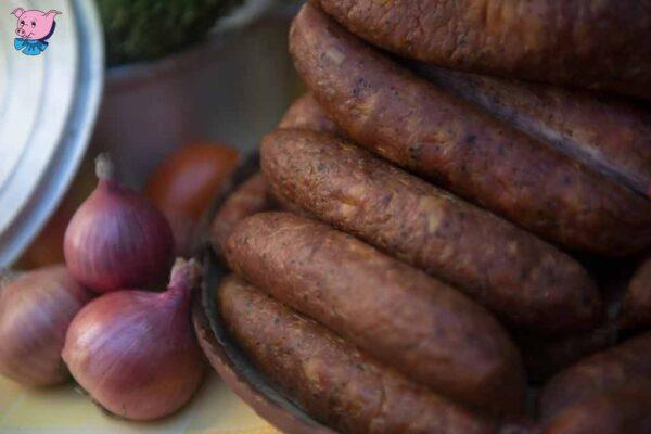 saucisse poulet boucané charcuterie morel